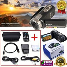Zoom 16X 24MP HD 1080P TFT 3.0'' LCD USB HDMI Digital Video Cam Camcorder DV OY6