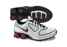 New Nike Shox Turbo 10 Junior (GS) Running Shoes 386635-100 Size 4