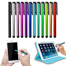 Universal Metal Touch Screen Stylus Pen for iPad iPhone Smart Phone Tablet
