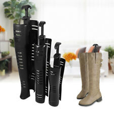 1 Pair Boot Stand Holder Shaper Shoes Tree Stretcher Auto Support Shoe Organizer