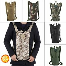 3L Hydration Water Bladder Sports Backpack Bike Bag Climbing Hiking Wild PouchOY