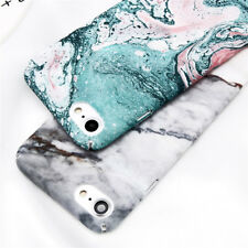 Ultra thin Marble Pattern Shockproof Hard Skin Case Cover for iPhone 8 7 6s Plus