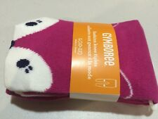 NWT Gymboree girls tights Fox Woodland Wonder 6-12M baby