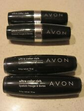 NEW-Avon LIPSTICK-Ultra Color Rich Lipstick -Sealed-NOS -Charmed Rose-One Left