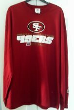 San Francisco 49ers Long Sleeve Jersey