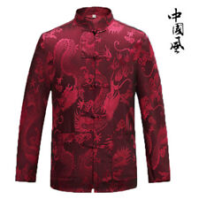 Tang Suit Traditional Chinese Clothing  Kung Fu Suits Man Hanfu