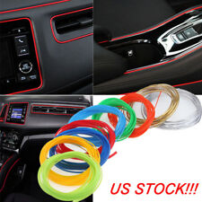 5M Flexible Trim Moulding Strip Deco Wire Line Car Interior Exterior/Interior
