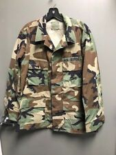 USMC Military issue Woodlands Camouflage jacket