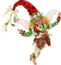 "Mark Roberts Mistletoe & Holly Fairy Small 9.5"" LTD ED of 3500 NEW In Box"