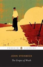 The Grapes of Wrath (20th Century Classics)-ExLibrary