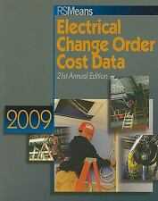 RS Means, Electrical Change Order Cost Data 2009