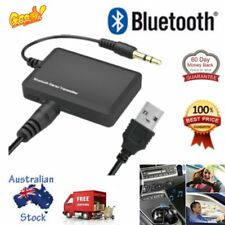 Bluetooth 3.5 A2DP Stereo Audio Adapter Dongle Sender Transmitter For TV Lot Lx
