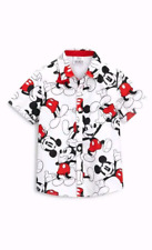 Next Baby Boys Disney Mickey Mouse Shirt Size 3-6 Months,9-12 Months