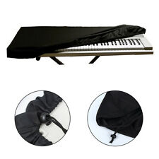 Dust-proof On Stage Keyboard Piano Dust Cover for 61 or 88 Key Keyboards