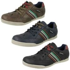 Mens Lambretta Harrison Casual Shoes