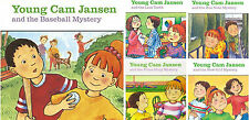 YOUNG CAM JANSEN Series - Early Chapter Book Mysteries