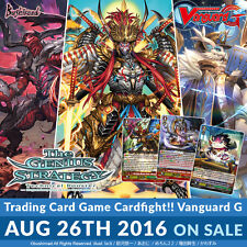 Cardfight Vanguard Genius Strategy G-TCB02 -  All Commons x4