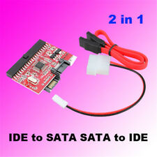 To IDE 2 In 1 To SATA Converter Cable SATA To IDE Adapter Adapter Converter