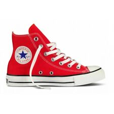 CONVERSE ALL STAR HI HIGH CANVAS UNISEX Red