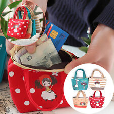 Cute Girl Coin Purse Wallet Bag Coin Pouch Children's Purses Women Wallet