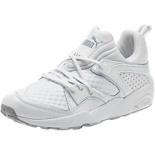 New PUMA x Meek Mill Dreamchasers Blaze of Glory Mens Casual Fashion Shoes White