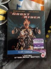 Ghost Rider Blu Ray Steelbook New And Sealed