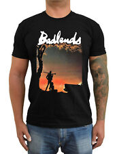 BADLANDS Movie poster ver. 1 Martin Sheen T-Shirt (Black) S-5XL