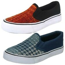 JCDees Boys Slip On Canvas Shoes
