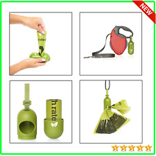 Earth Rated Dog Waste Bags with Poop Pet Bag Dispenser Refill Rolls Pick Up Roll