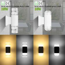 Modern LED Wall Lamp Sconce 10W Bedroom Home Lighting Bedside Living Room Aisle