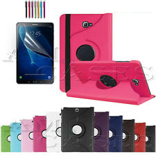 Smart 360 Degree Rotating Tablet Case Cover For Samsung Galaxy Tab 4/ 3 / A / E