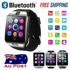 Waterproof Bluetooth Touch Screen Smart Watch Camera Watch SMS SIM TF Card Q18