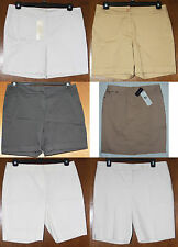 Jones New York Womens NWT various Sport Shorts, Bermuda Shorts, Skirt, Petite