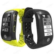 Bluetooth Smart Watch Bracelet GPS Running Fitness Tracker For iPhone Android