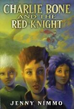 Children of the Red King #8: Charlie Bone and the Red Knight-ExLibrary