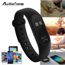 M2 Bluetooth SmartWatch Heart Rate Fitness Tracker For iPhone Samsung Phonemate