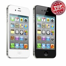 Apple iPhone 4S - 16GB 32GB 8GB - Black White - AT&T Verizon Smartphone@