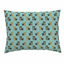 Yorkshire Terrier Yorkie Yorkies Terriers Dogs Dog Pet Pillow Sham by Roostery