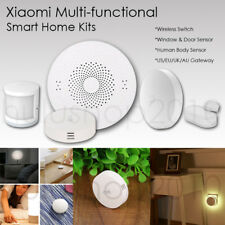 Xiaomi Smart Home Wireless Switch Temperature EU US Gateway Window Door Sensor H