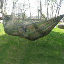 us Jungle Travel Outdoor Camping Tent Hanging hammock With Mosquito Net Double