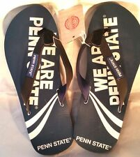 WE ARE Penn State Zori Sandals Flip Flops Thongs NCAA Nittany Lions- Men Women