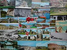 Postcards - KENT - Canterbury, Cliftonville, Margate, Broadstairs, Leeds Castle