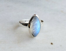 925 Sterling Silver Rainbow Moonstone Ring,silver Ring,Handmade Moonstone Ring