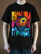PHANTOM OF THE PARADISE Mask Movie Poster ver. 1 T-Shirt (Black) S-5XL