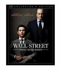 Wall Street: Money Never Sleeps Blu-ray 2010, 2-Disc Set with Digital, slipcase