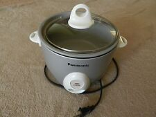 PANASONIC SR-G06FG 3.3 Cups Automatic Rice Cooker Steamer - Used No Box