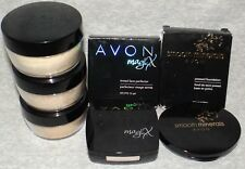 # AVON IDEAL SHADE MAGIX OR SMOOTH MINERALS POWDER FOUNDATION NEW ~ YOU CHOOSE!