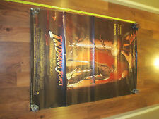 Indiana Jones and the Temple of Doom - original movie poster 1984