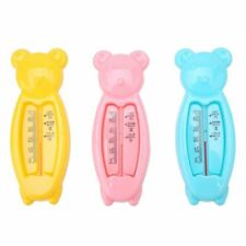 Floating Lovely Bear Baby Water Thermometer Float Bath Toy Tub Sensor