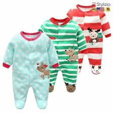 Cotton Baby Rompers Christmas Boy Clothes Newborn Clothing Spring Girl Roupas Be